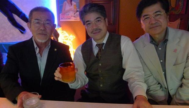 丸田先生と勇統と彰