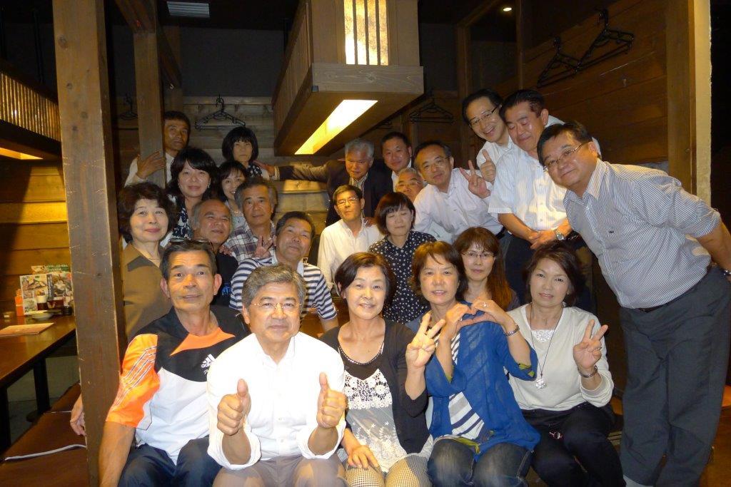 26回卒同期会(東京)6月7日2014年-1