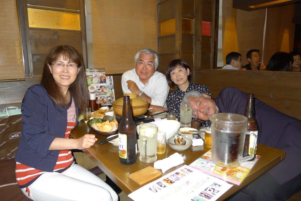26回卒同期会(東京)6月7日2014年-3