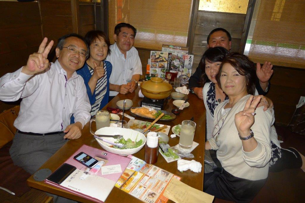 26回卒同期会(東京)6月7日2014年-2